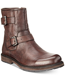 Kenneth Cole Reaction Men's Drue Leather Boots