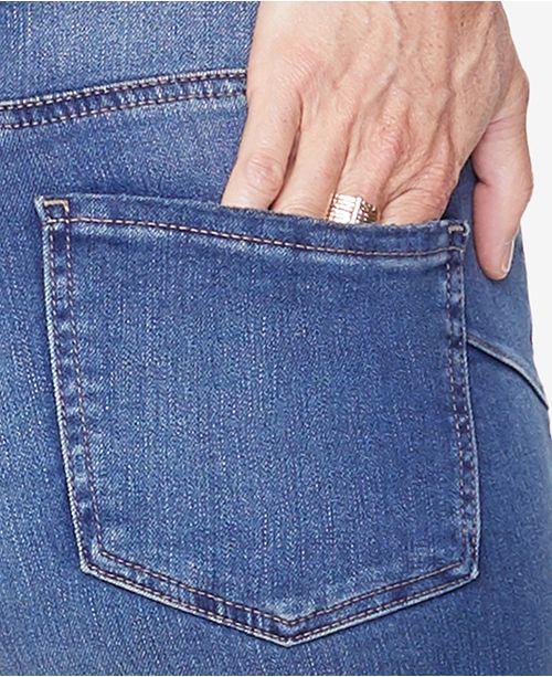 f6f2c6d311 NYDJ Ami Uplift Future-Fit Skinny Jeans & Reviews - Jeans - Juniors ...