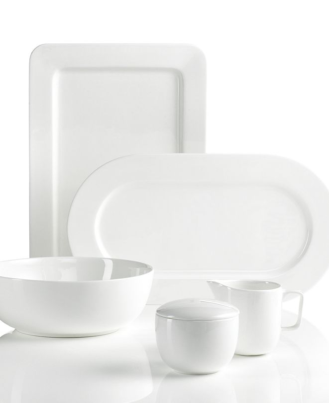 Hotel Collection Serveware, Bone China, Created for Macy's
