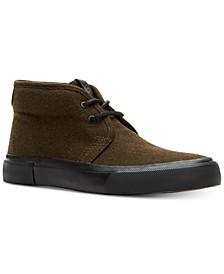 Men's Ludlow Wool Chukka Boots