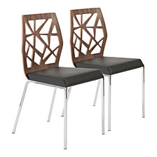 Sophia Side Chair (Set Of 2), Quick Ship