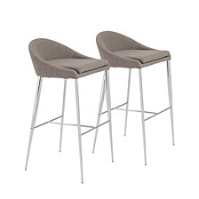 Brielle Bar Stool (Set Of 2), Quick Ship