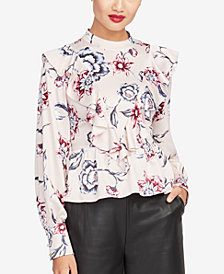 RACHEL Rachel Roy Ruffled Top, Created for Macy's