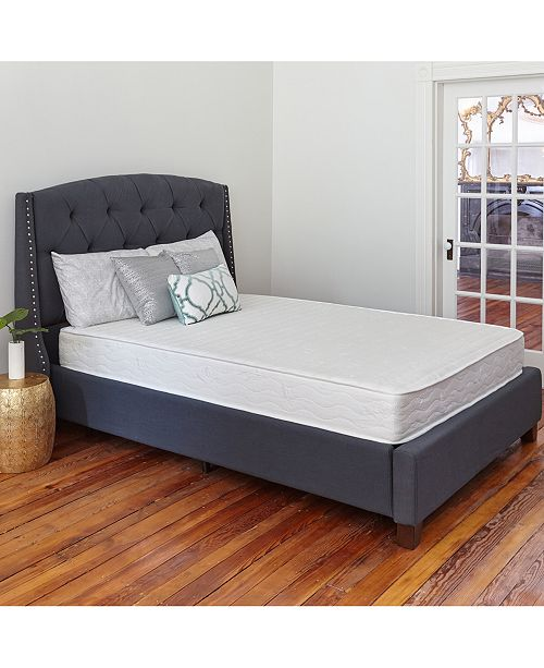 "Sleep Trends Ana Full 8"" Cushion Firm Tight Top Mattress"
