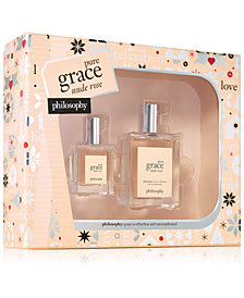 philosophy 2-Pc. Pure Grace Nude Rose Holiday Gift Set - Created for Macy's