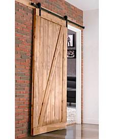 Farm Style Sliding Door, Unfinished