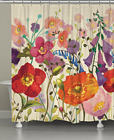 Blossoming Shower Curtain