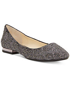 Jessica Simpson Ginelle Round-Toe Flats