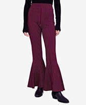 2f65625d5f9b Free People Mari Ponté-Knit Flared Pants