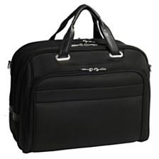 """Mcklein Springfield 15"""" Checkpoint-Friendly Men's Laptop Briefcase"""