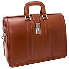 """Morgan 17"""" Litigator Laptop Briefcase"""