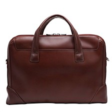 "Harpswell 17"" Dual Compartment Laptop Briefcase"