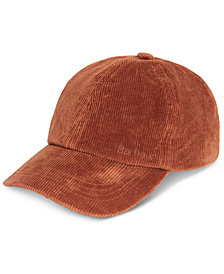 Barbour Ayton Corduroy Sports Cap, a Sam Heughan Exclusive, Created for Macy's