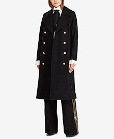 Polo Ralph Lauren Double-Breasted Coat