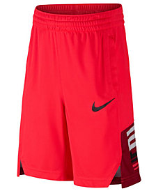 Nike Big Boys Elite Basketball Shorts