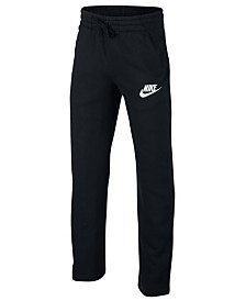 Nike Big Boys Sportswear Fleece Pants