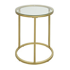 Orson Accent Table, Quick Ship