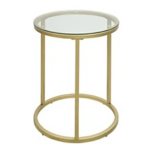 CLOSEOUT! Orson Accent Table, Quick Ship