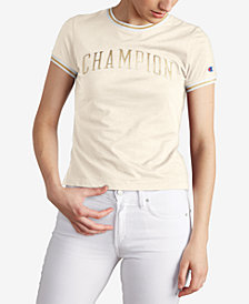 Champion Slim Logo T-Shirt