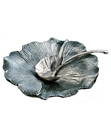 Michael Michaud Gingko Salt Dish