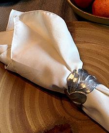 Michael Michaud Bay Leaf Napkin Rings