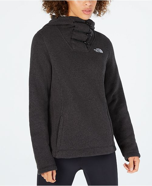 191329dff9a0 The North Face Crescent Shawl-Collar Hoodie   Reviews - Jackets ...
