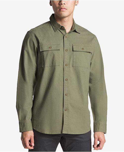 7159947a9 The North Face Men's Battlement Utility Shirt & Reviews - Casual ...