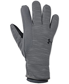 UA Men's Storm Armour Fleece Gloves