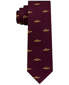 Tommy Hilfiger Men's Taxi Silk Tie