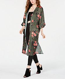 PROJECT 28 NYC Printed Kimono
