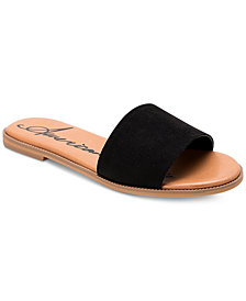 American Rag Joanna Slide Sandals, Created For Macy's
