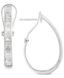 Diamond Baguette Earrings (1 ct. t.w.)