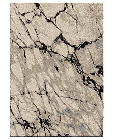"Orian Carolina Wild Great Falls Natural 3'11"" x 5'5"" Area Rug"