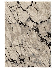 "Palmetto Living Carolina Wild Great Falls Natural 3'11"" x 5'5"" Area Rug"