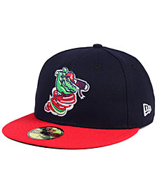 New Era Lowell Spinners AC 59FIFTY FITTED Cap