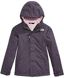 The North Face Little & Big Girls Mountain View Hooded Jacket