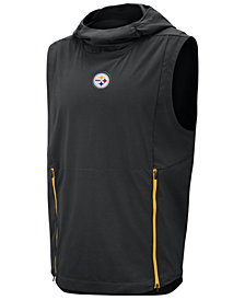 Nike Men's Pittsburgh Steelers Shield Fly Rush Vest