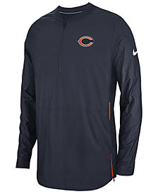 Nike Men's Chicago Bears Lockdown Jacket