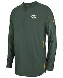 Nike Men's Green Bay Packers Lockdown Jacket