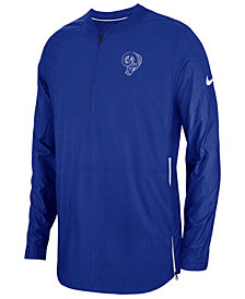 Nike Men's Los Angeles Rams Lockdown Jacket