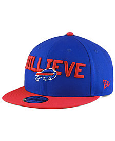 New Era Buffalo Bills Draft Spotlight 9FIFTY Snapback Cap