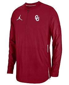 Nike Men's Oklahoma Sooners NCAA Men's Lockdown Jacket