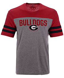 '47 Brand Men's Georgia Bulldogs Tri-Colored T-Shirt