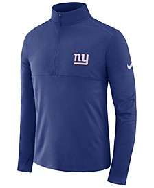 Men's New York Giants Core Modern Quarter-Zip Pullover