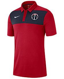 Nike Men's Washington Wizards Statement Polo