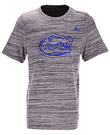 Nike Florida Gators Velocity Travel T-Shirt, Big Boys (8-20)