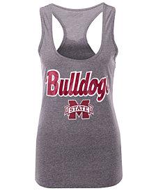 5th & Ocean Women's Mississippi State Bulldogs Script Logo Tank