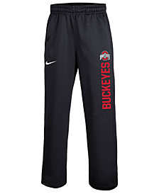 Nike Ohio State Buckeyes Therma Pants, Big Boys (8-20)
