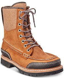 Woolrich Men's Squatch Waterproof Leather Boots