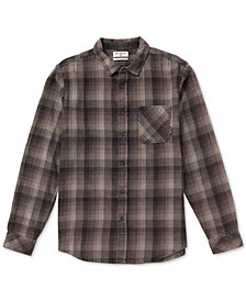 Billabong Little Boys' FREEMONT FLANNEL